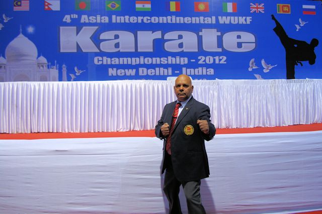 Sensei Azad Kumar
